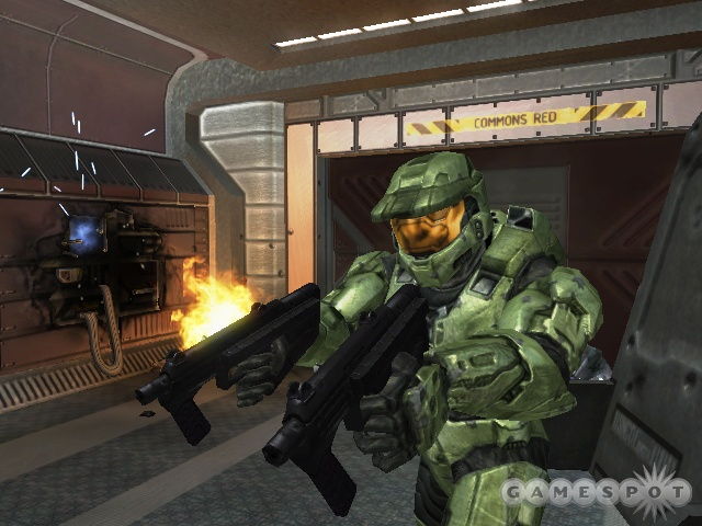 Most of Halo's weapons return in the sequel, and are joined by a number of brand-new human and Covenant guns.