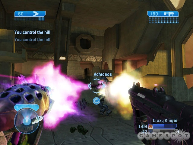 Multiplayer Halo 2 has what it takes to keep you busy till Halo 3 rolls around.