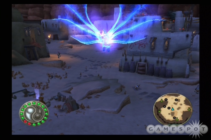There are more weapons and special powers than ever to use in the game's myriad platforming levels.