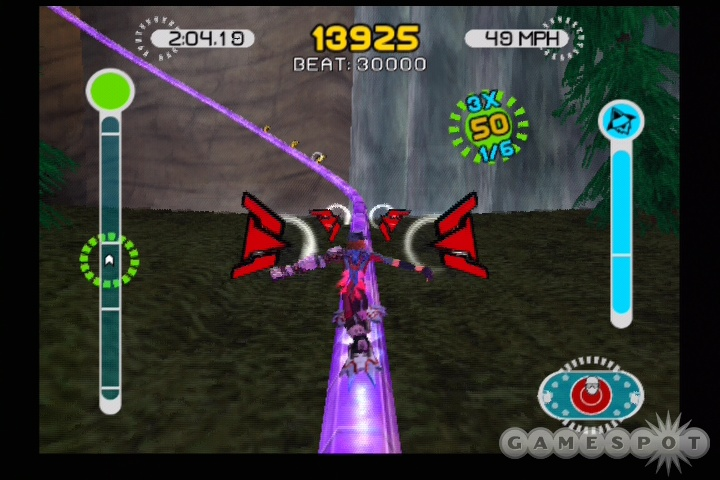 If the EyeToy were more reliable and less finicky, AntiGrav would be much more recommendable.