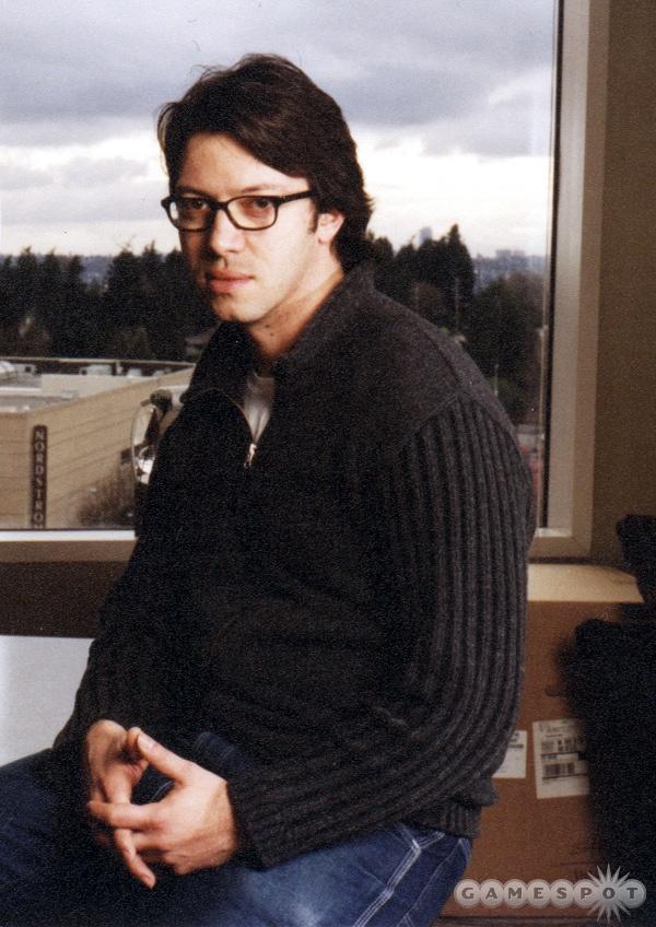 Viktor Antonov, Valve's art director.