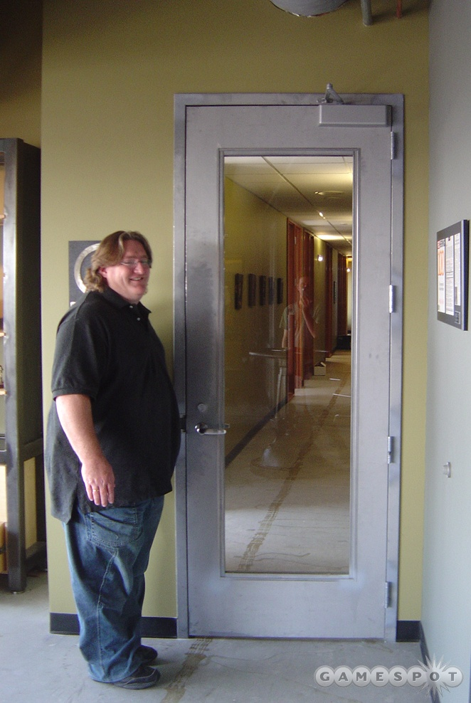 Gabe Newell finally comes out of hiding to discuss the missed release dates on the project.