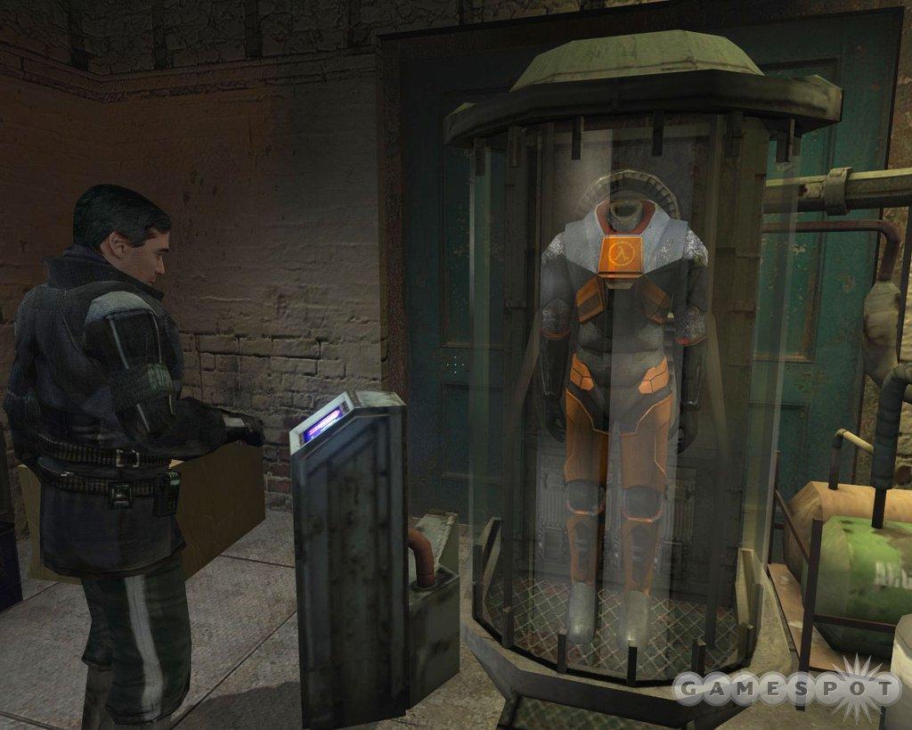 In case of alien invasion, find Gordon Freeman and break glass.