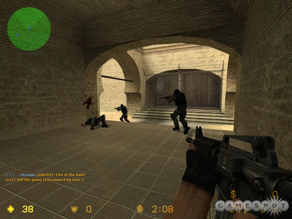 While Counter-Strike: Source is an undeniably valuable addition, it would have been nice to have seen a multiplayer component based on the single-player game.