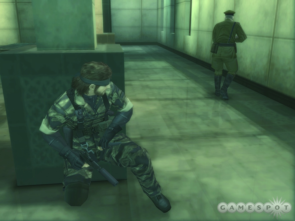 Metal Gear Solid 3's gameplay is familiar and in some ways more challenging, but it hasn't really aged that well.