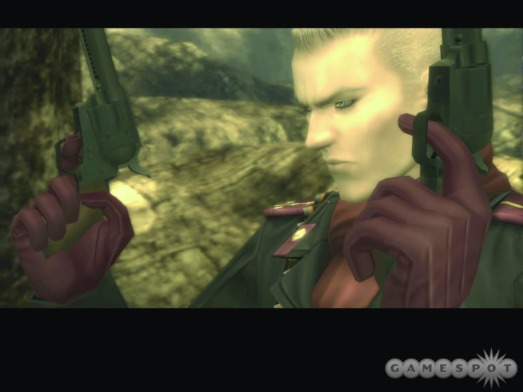 Metal Gear Solid 3's boss battles are when the gameplay is at its finest.