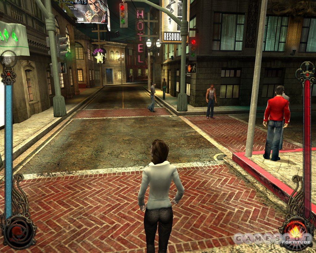 In Bloodlines you can become a vampire in the Los Angeles underworld.