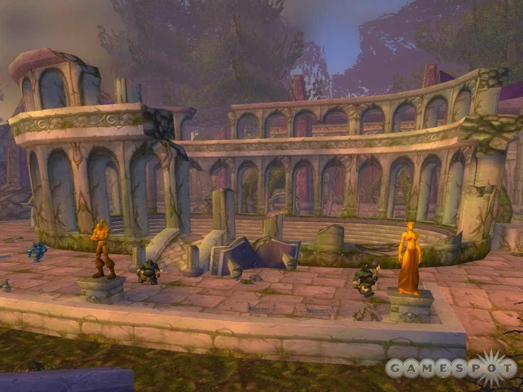 World of Warcraft is almost here.