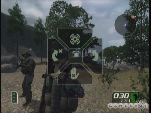 The multiplayer action is the best part of what Ghost Recon 2 has to offer.