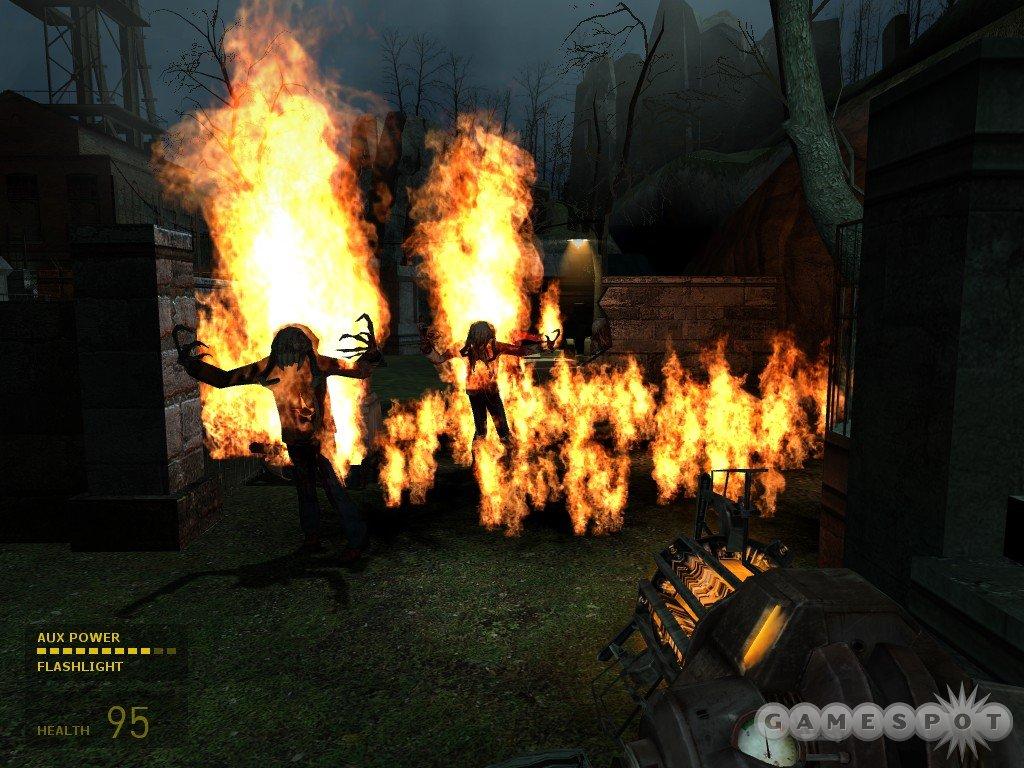 Fire...baddd. But it works!