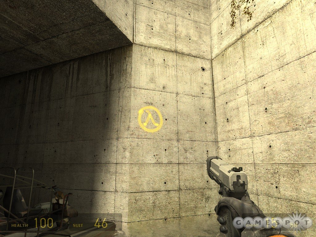 Keep an eye out for the lambda symbol; it'll point you towards hidden item caches.
