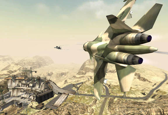 You'll need fighters to gain air superiority over the battlefield.
