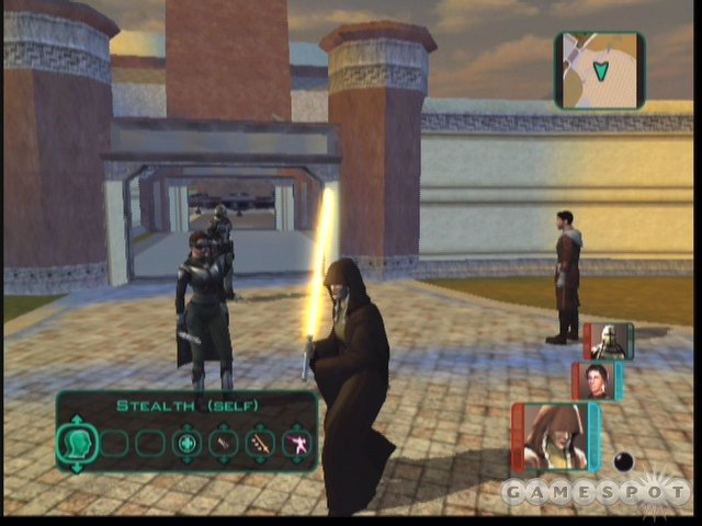 The Sith Lords will be perfect for you if Knights of the Old Republic left you wanting more.