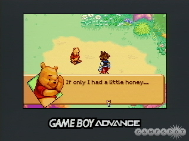 It's Winnie the Pooh, and Sora too!