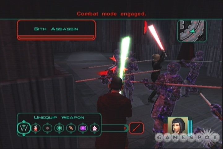 With Force Confusion, you'll be able to easily convince powerful opponents to turn on their friends.