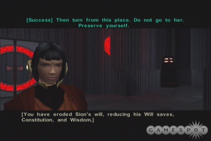 Verbal abuse is no laughing matter, unless you're eroding the self-esteem of a Sith Lord.