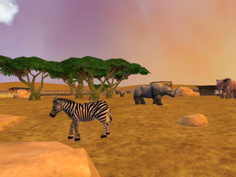See screenshots of Zoo Tycoon 2