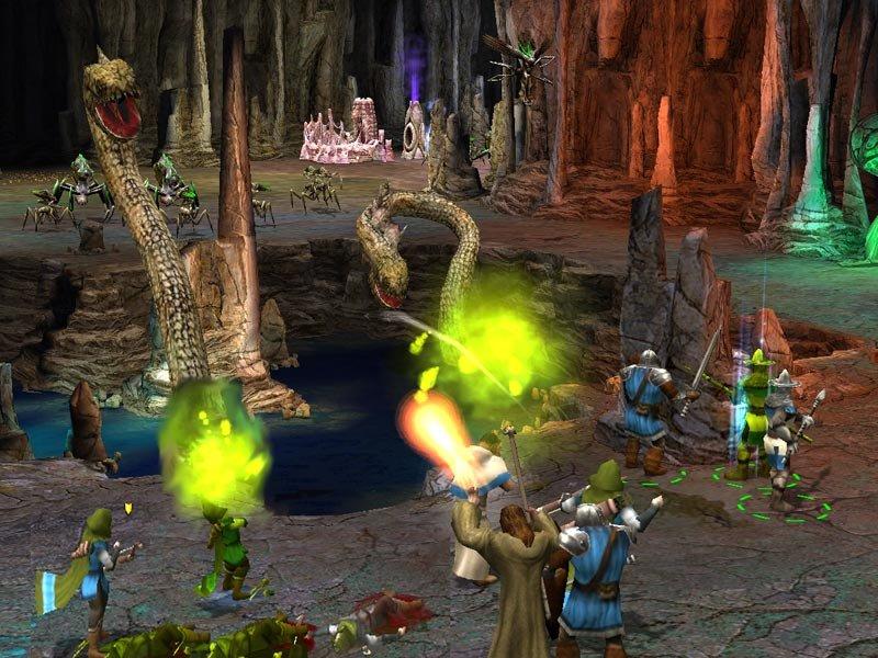 See screenshots of Armies of Exigo