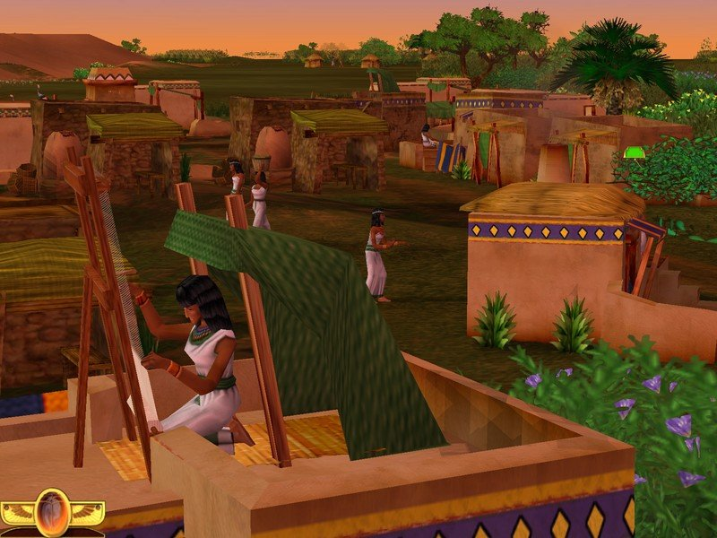 See screenshots of Immortal Cities: Children of the Nile
