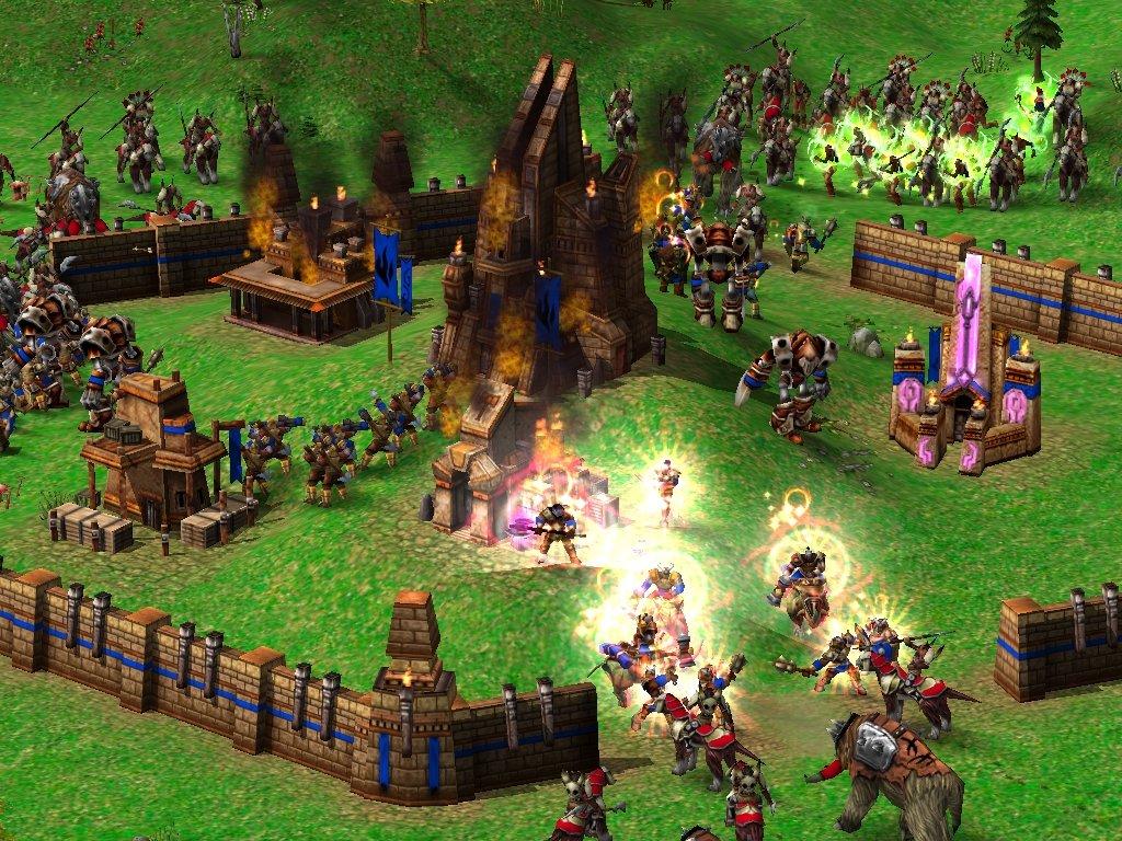 See screenshots of Kohan II: Kings of War