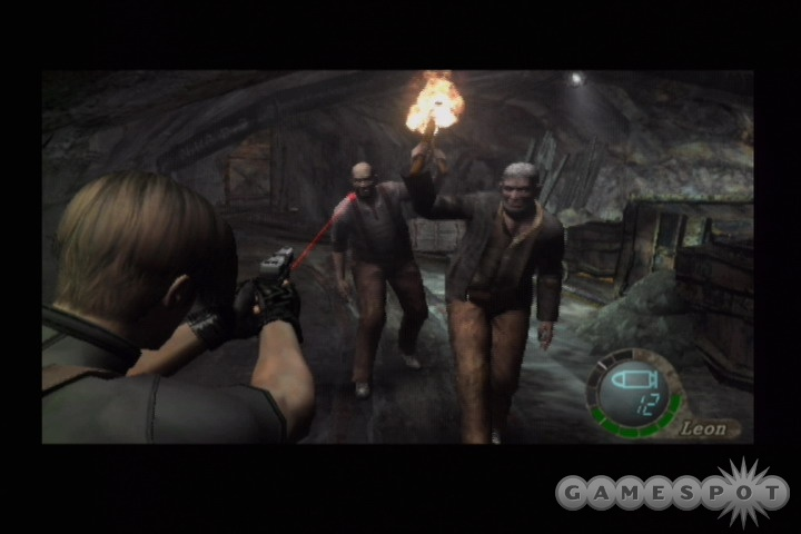 Resident Evil 4 is much more than an excellent sequel. It's one of the greatest action games in years.