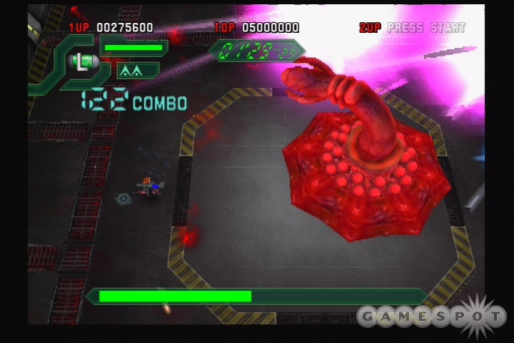 The boss battles are both enjoyable and varied.