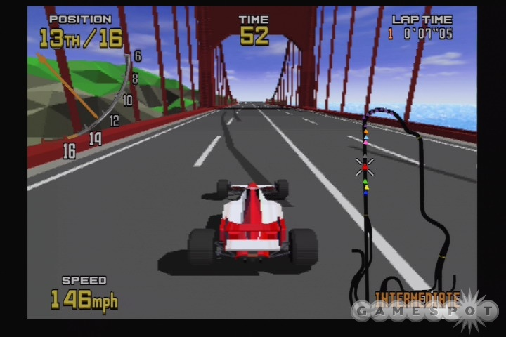 In 1992 Virtua Racing offered arcade-goers a taste of the future.