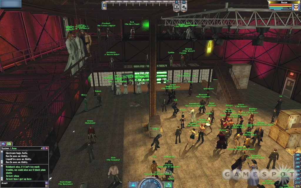 Expect the Matrix Online to launch later this year.