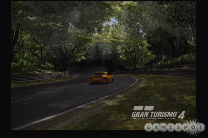 Detailed car models, gorgeous lighting, and an intense sense of speed... GT4 is the new PS2 standard-bearer for graphics.