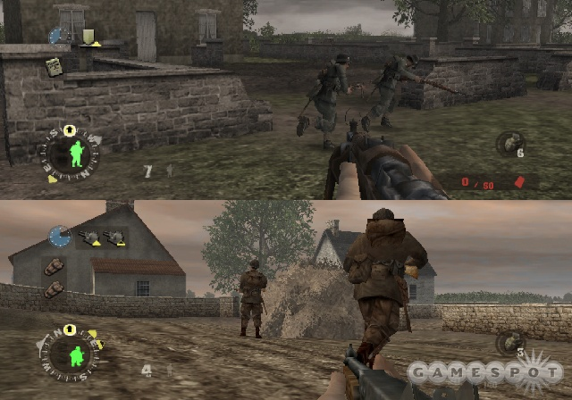 Of course, you can go in multiplayer and blast your friends as well as your enemies.