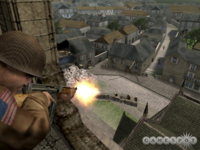 Brothers in Arms is now available on the Xbox, but the PC and PS2 versions are coming very soon.