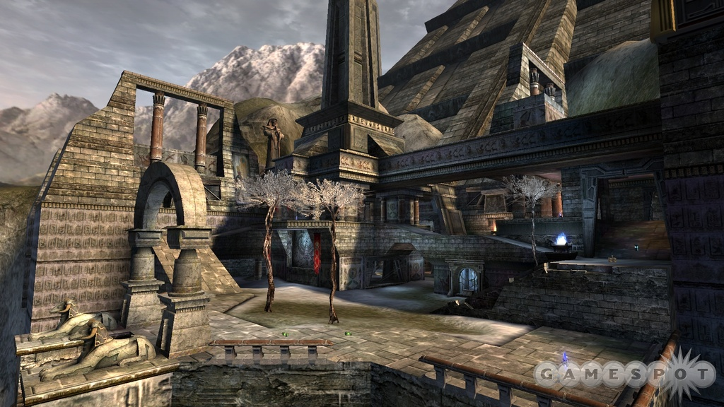 Not surprisingly, UC2 is among the best-looking games on the Xbox.