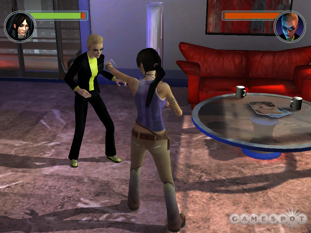 You'll be able to use combat to settle your differences with your enemies, but you can also use diplomacy or stealth.
