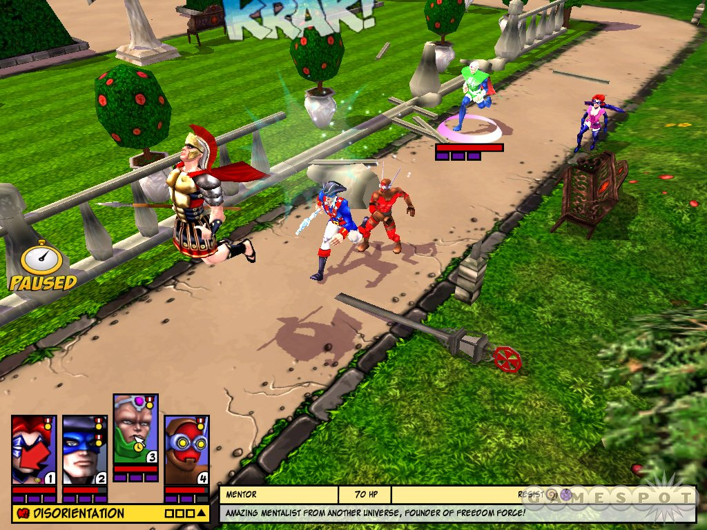 The tactical combat at the heart of the game is easy to get into and a lot of fun.