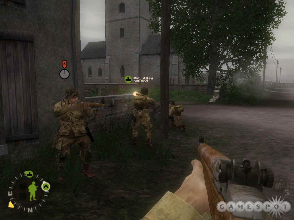 Brothers in Arms offers a satisfying mix of tactical strategy and action thrills.