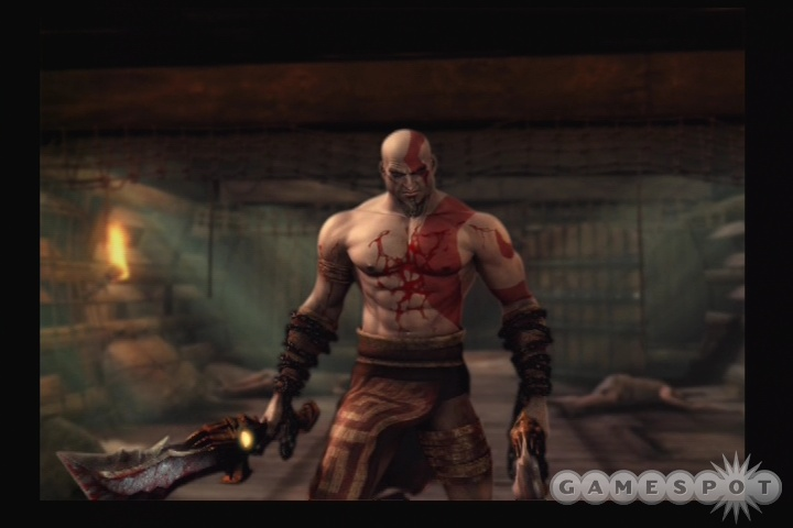 Meet Kratos, one of the meanest yet most sympathetic antiheroes you'll ever meet.