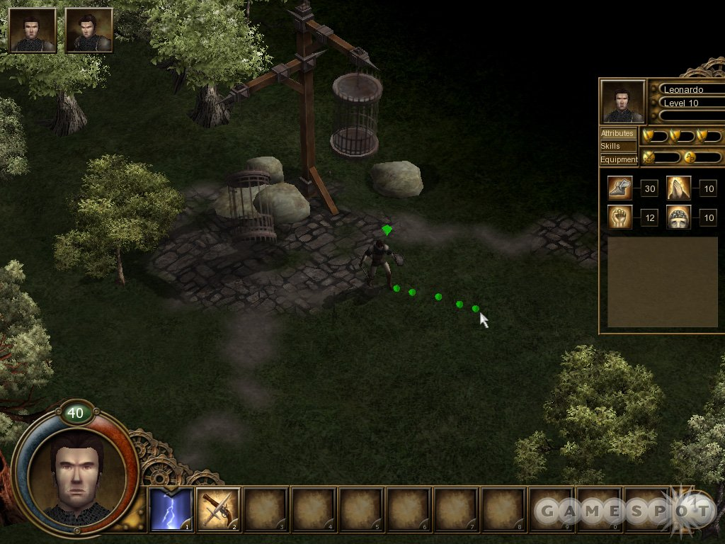 Tactica Online will remind you a lot of X-Com and other turn-based combat games, but it's also an online RPG.
