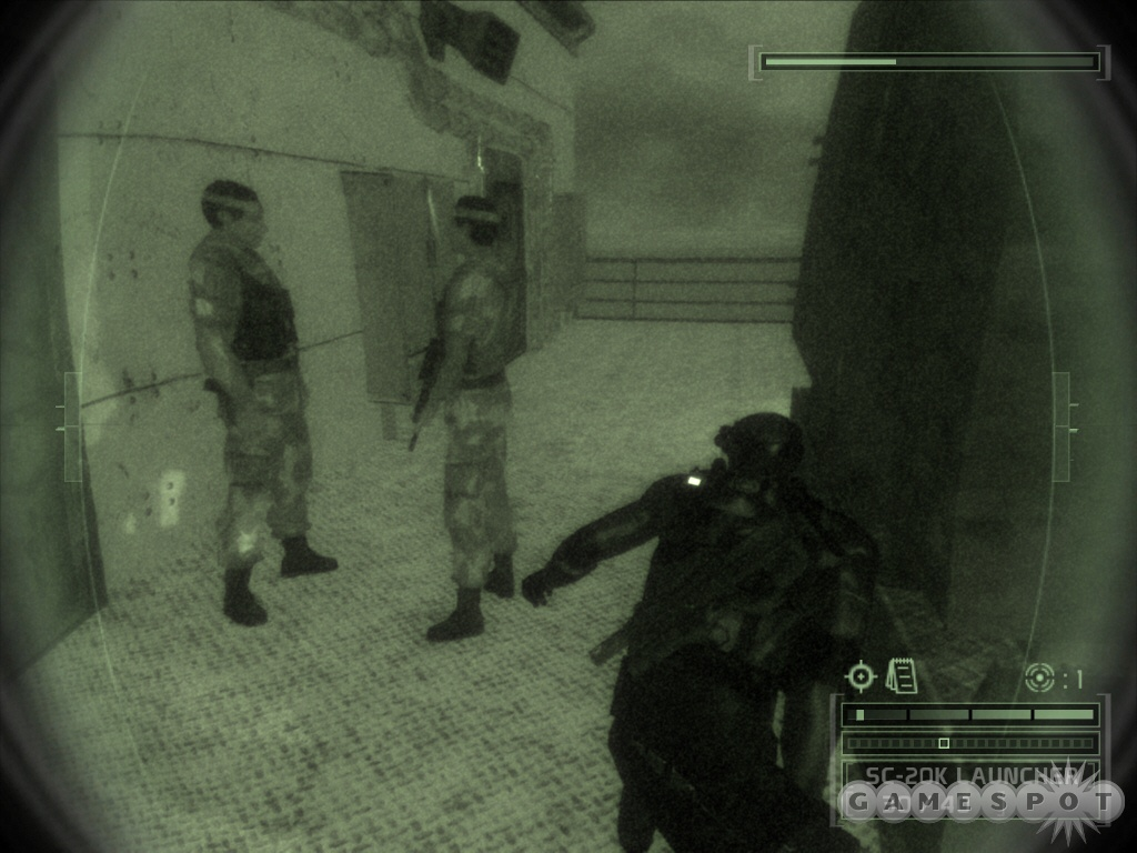 The campaign offers you the freedom to do things your way, which makes it fun and replayable--and better than the previous Splinter Cells.