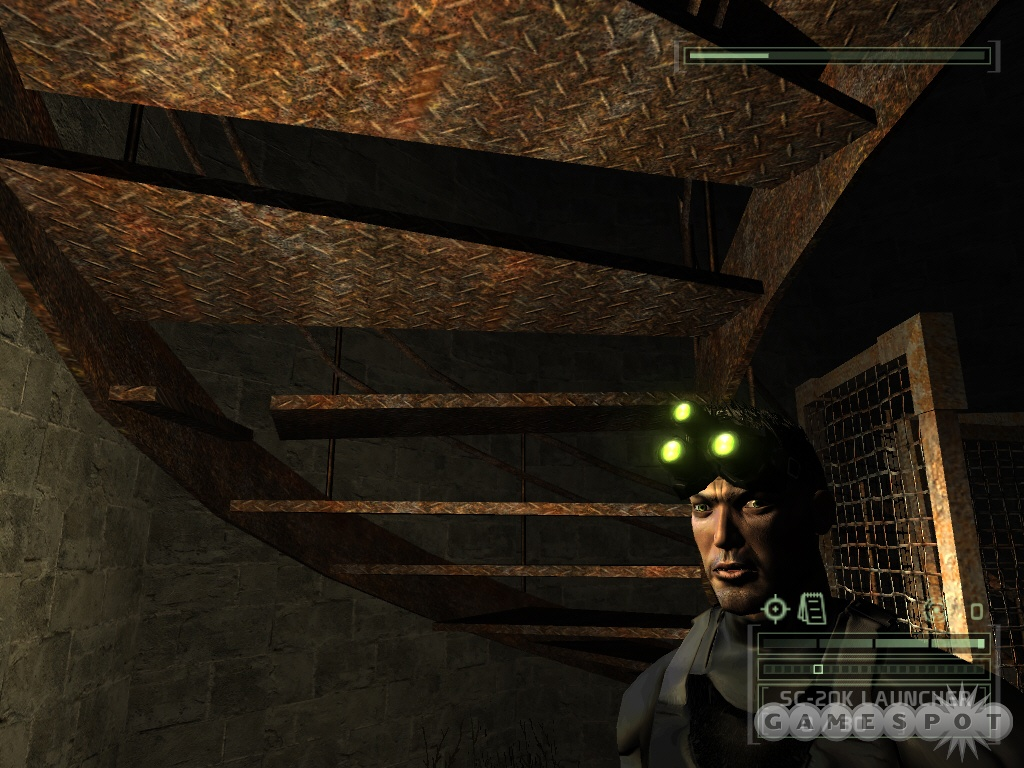 Chaos Theory isn't a radical overhaul on past Splinter Cell games, but it's got enough compelling new features to make it as fresh and exciting as ever.