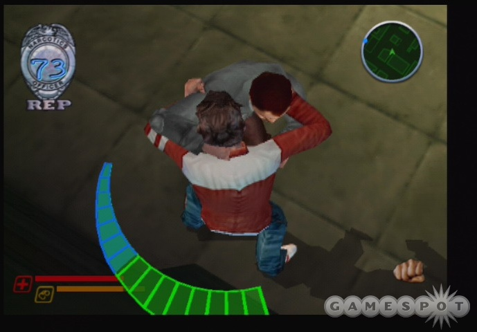 This marks the second half-assed GTA clone to feature Michael Madsen. We're just sayin'...