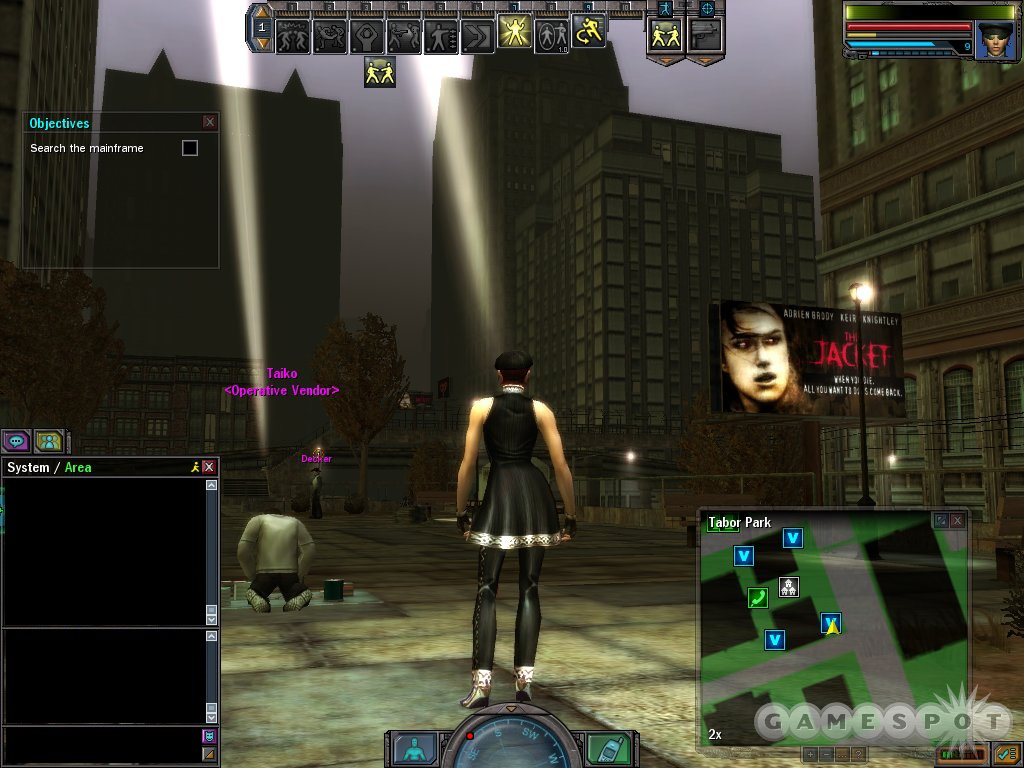 The Matrix Online has its good points, but you'll need a high threshold for online RPGs to appreciate it.