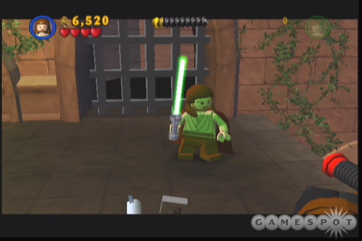 You've got your Lego in my Star Wars!