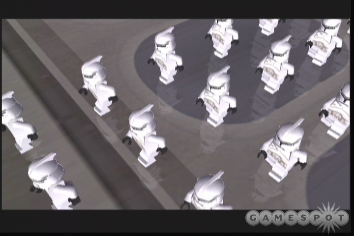 If you want to go into Revenge of the Sith spoiler-free, wait until you've seen the movie to pick up Lego Star Wars.