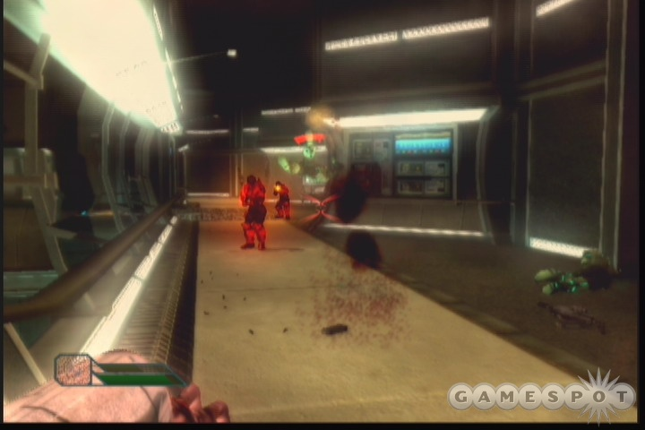 This Area 51 ain't the arcade light-gun shooter of old, though that isn't necessarily a bad thing.