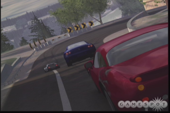 Your ontrack opponents, be they real or virtual, will be tough competition in Forza.