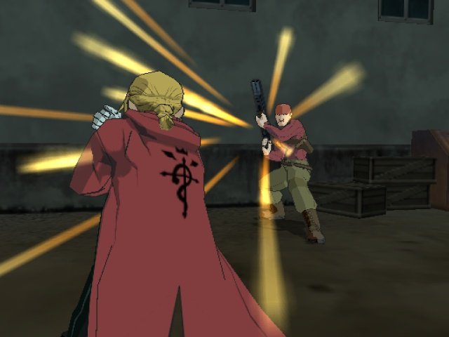The brothers Elric hit the road in search of the Philosopher's Stone once more.