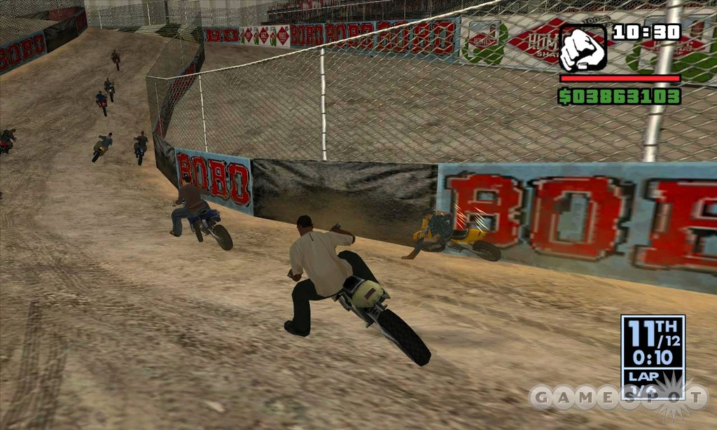 You can jack pretty much any kind of vehicle in San Andreas.