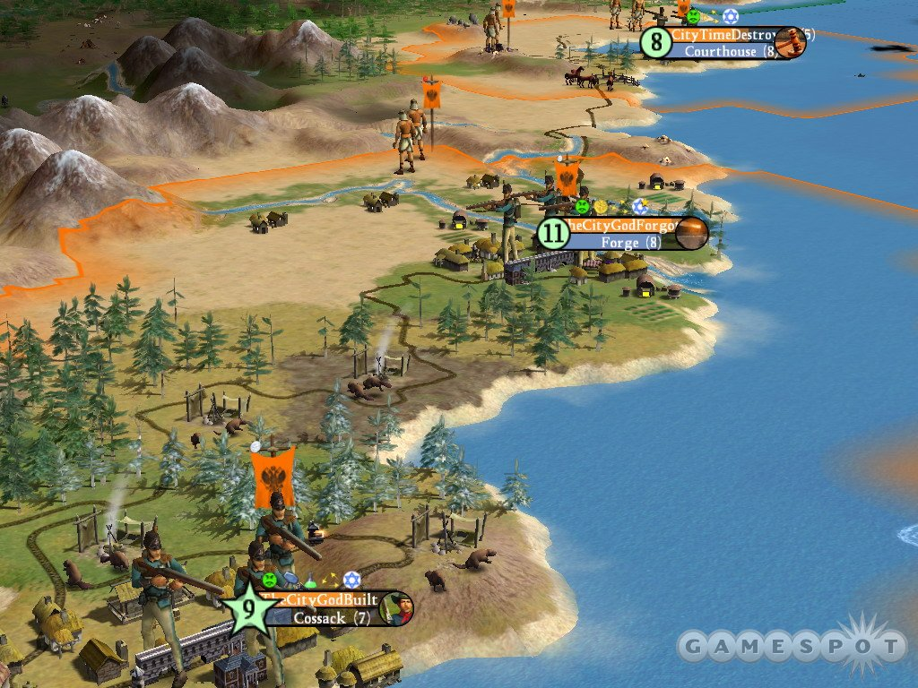 Civ IV promises innovative new multiplayer modes.