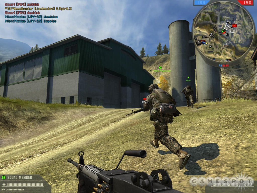 Battlefield 2 elevates the excitement and action from its illustrious predecessors by making you feel like part of an actual elite military squad in battle.