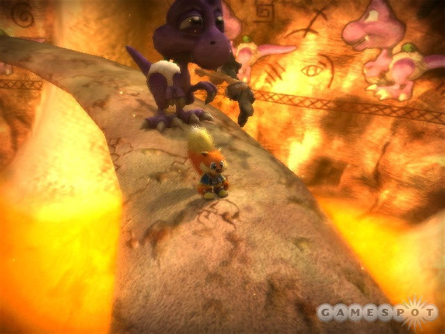 Bad Fur Day holds up pretty well, despite being a nearly 5-year-old game.